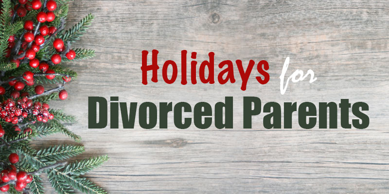 holidays-for-divorced-parents
